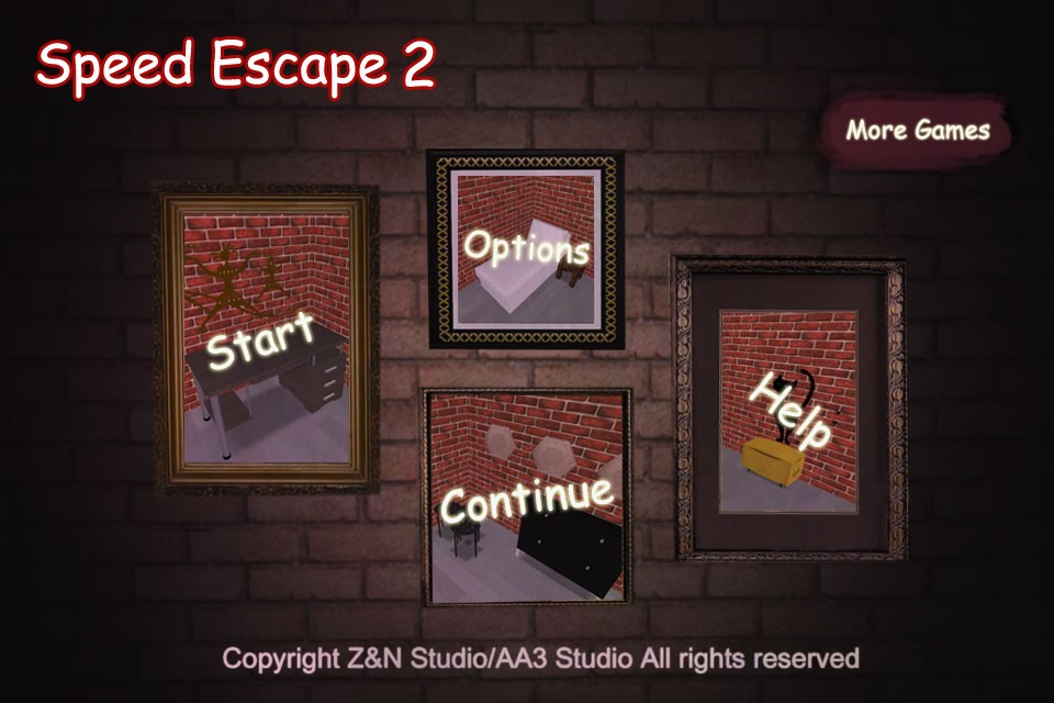 Screenshot Speed  Escape 2 &#8211; Dungeon